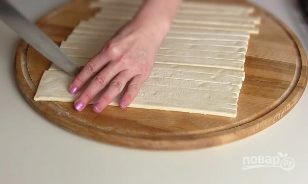 """Торт """"Полено"""" (самый простой рецепт) - фото шаг 1"""