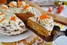 Морковный торт Рыжий дружок
