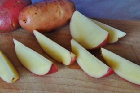 Картошка по-селянски в мультиварке - фото шаг 2