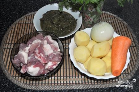 Рецепт Суп из щавеля консервированного