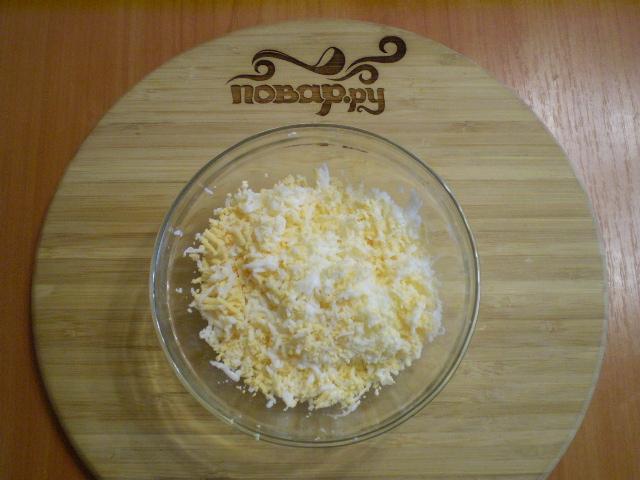 Картофель под чесночным соусом - фото шаг 3
