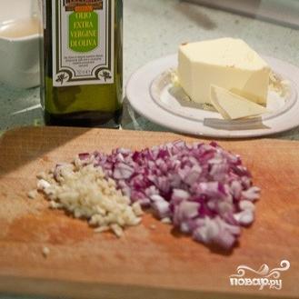 Тальятелле с соусом из мускатной тыквы - фото шаг 1