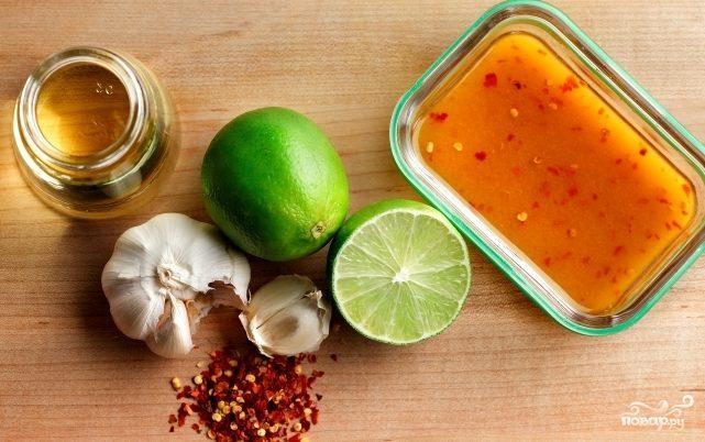 Рецепт Маринад для шашлыка из рыбы