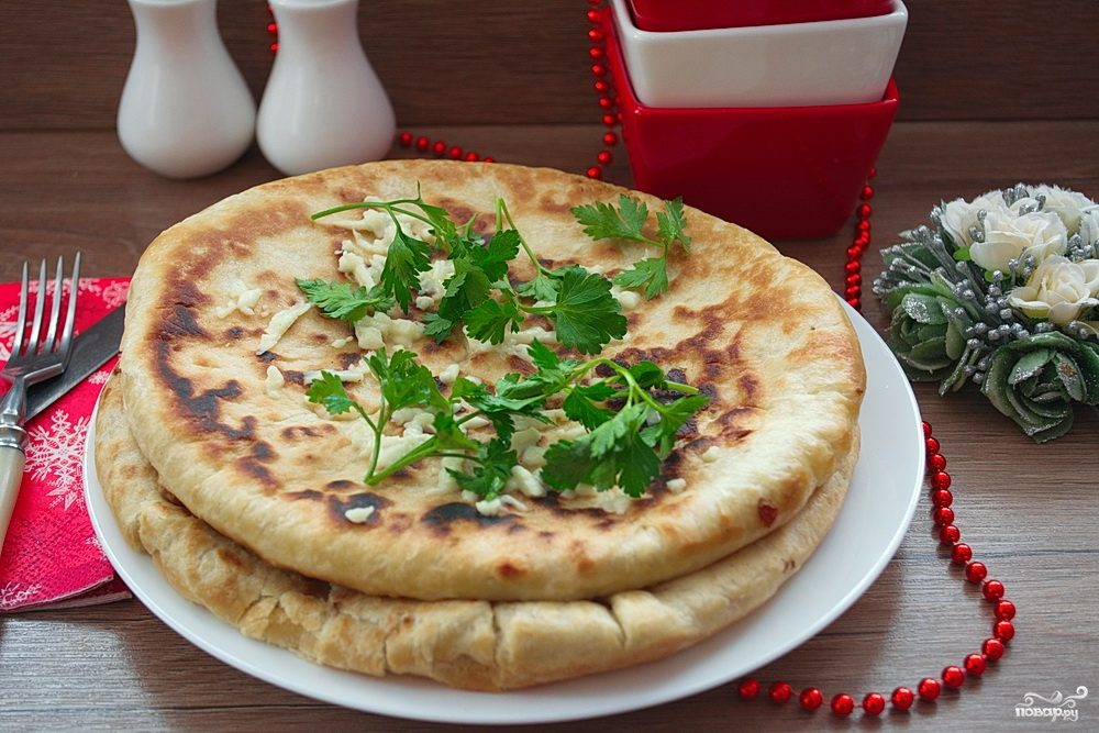 Хачапури по-мегрельски