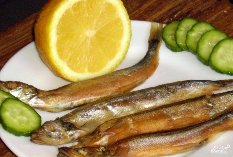 Как сделать рыбу с дымом