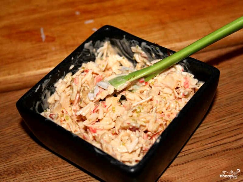 Рецепт сырного соуса для запеченных роллов