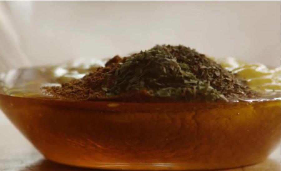 Курица с горчицей в духовке видео рецепт