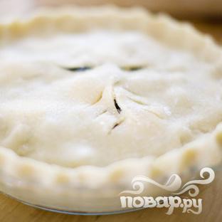 Черничный пирог в духовке - фото шаг 3