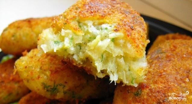 блюда из капусты рецепты котлет
