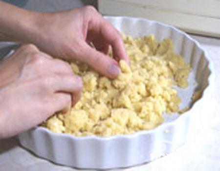 Пирог с апельсиновым вареньем - фото шаг 2