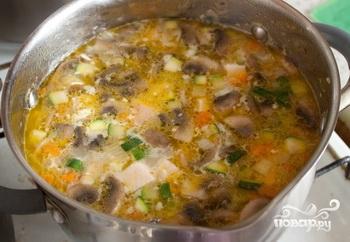 Суп из цукини - фото шаг 3