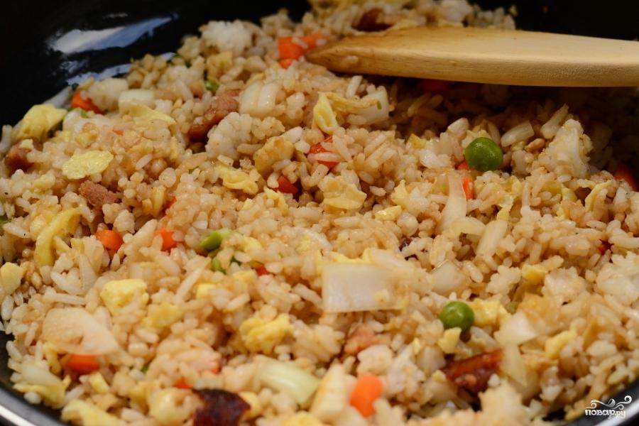 Рис по-японски - фото шаг 7