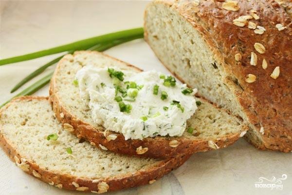 Рецепт Овсяный хлеб в хлебопечке