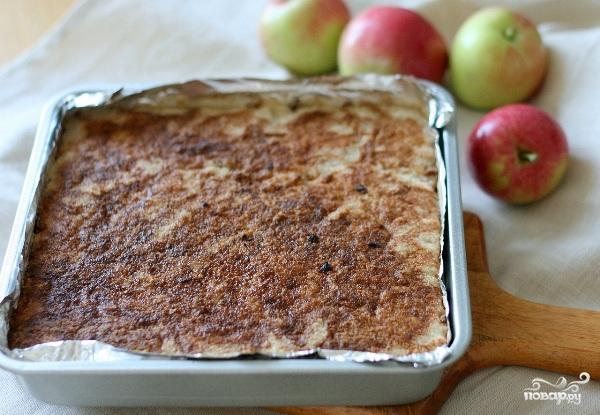 Венгерский яблочный пирог - фото шаг 7