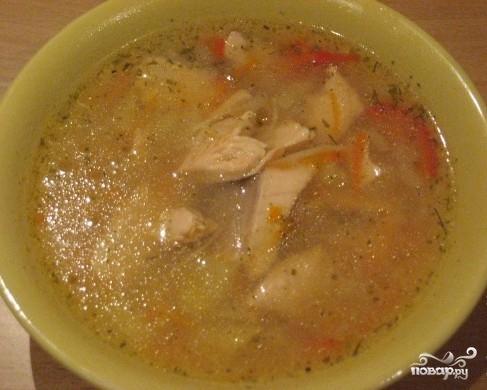 Суп из горбуши - фото шаг 7