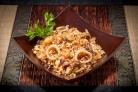 Тяхан с морепродуктами