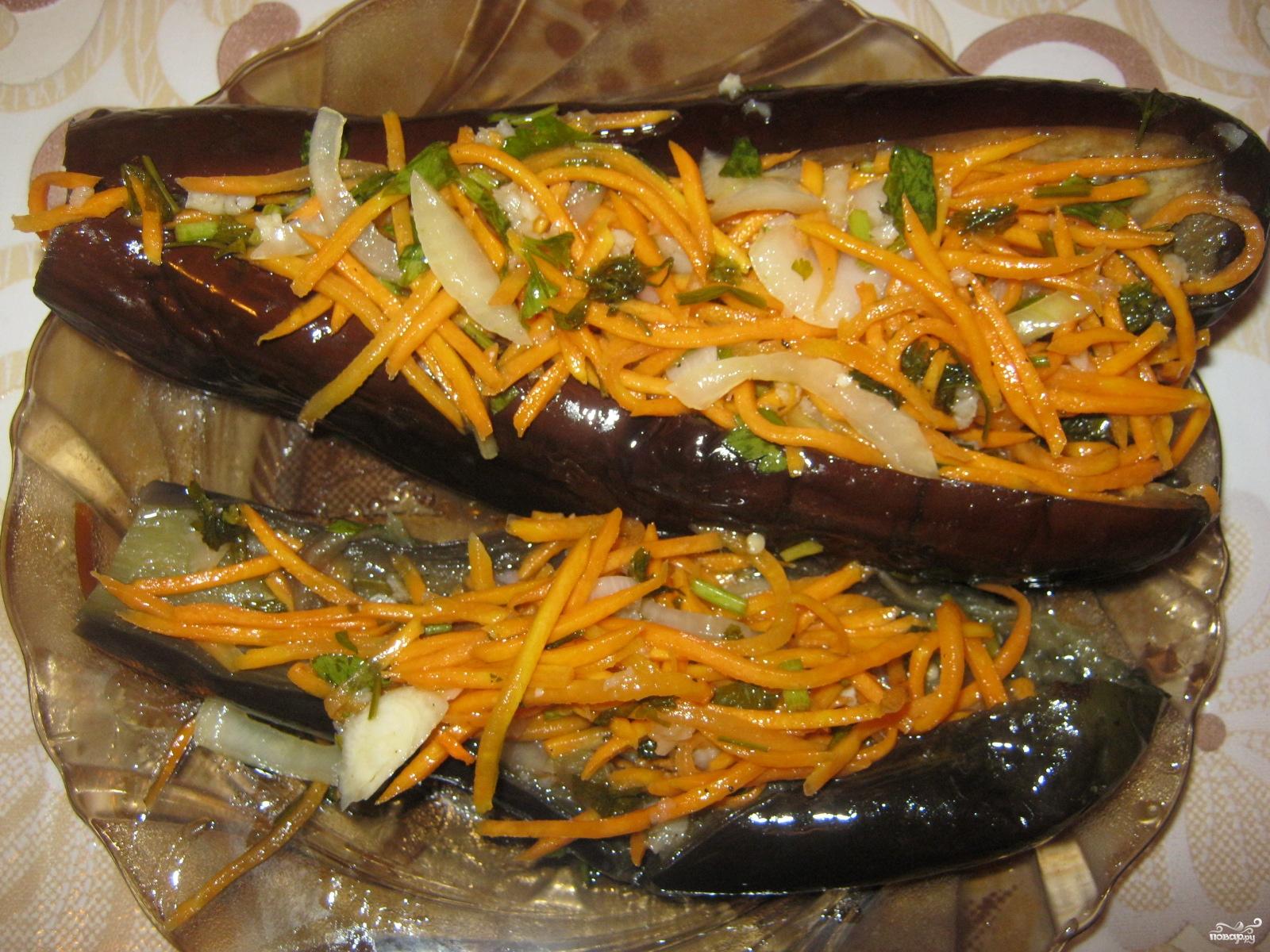 рецепт салата по цыгански