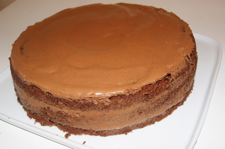 "Торт ""Натали"" - фото шаг 8"