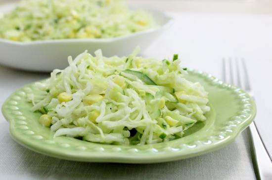 Капустный салат диетический - фото шаг 6