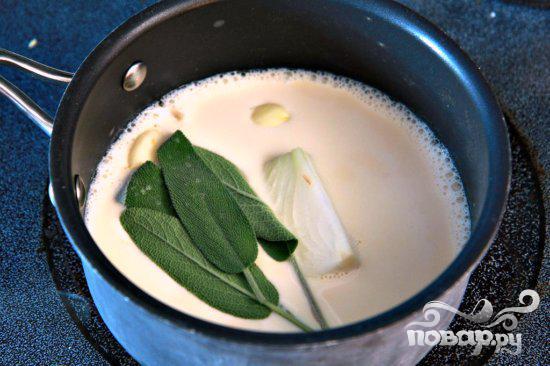 Ньокки из сладкого картофеля с сырным соусом - фото шаг 7