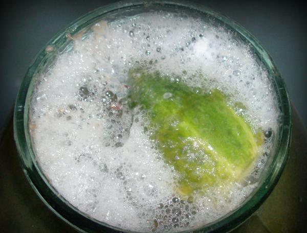 Соленые огурцы на зиму - фото шаг 9