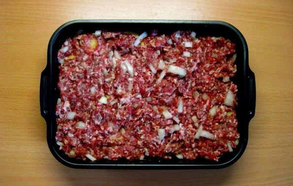 Фарш с помидорами и сыром - фото шаг 3