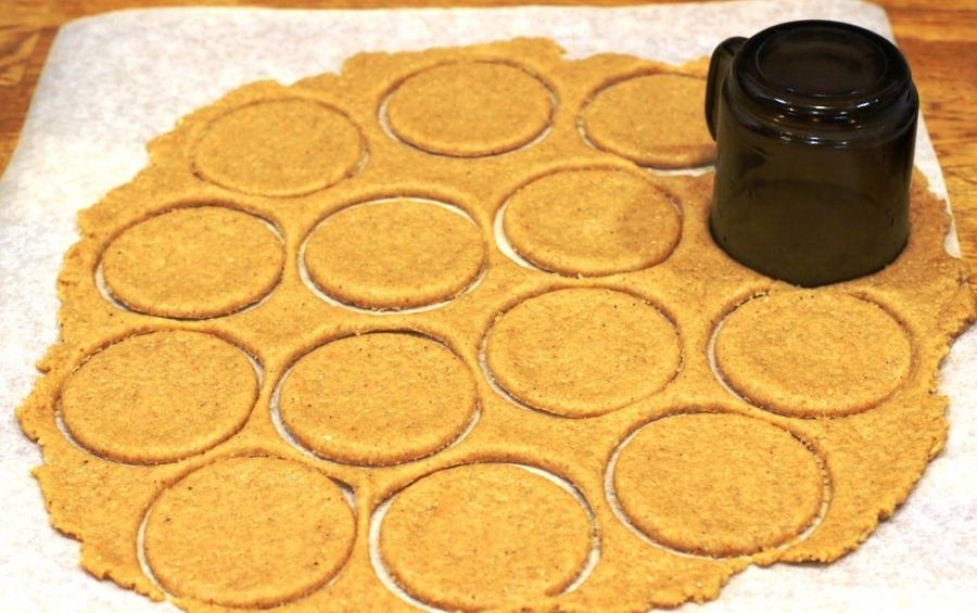 Классическое овсяное печенье - фото шаг 4