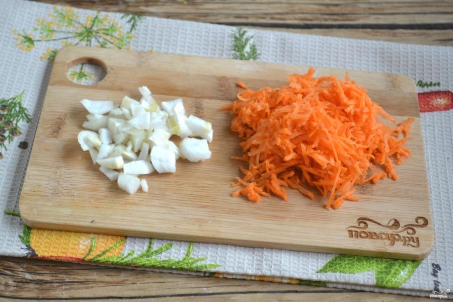 Суп с фрикадельками и яйцом - фото шаг 6