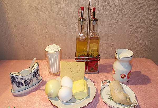 Рецепт Блинчики с начинкой из курицы