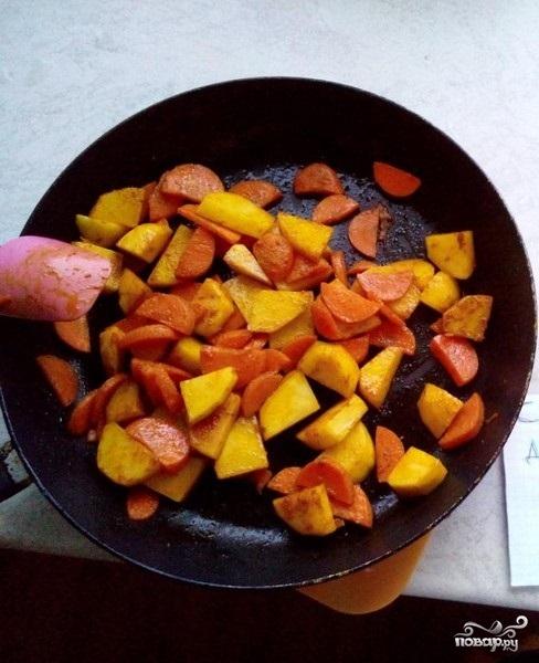 Суп-пюре кукурузный - фото шаг 2
