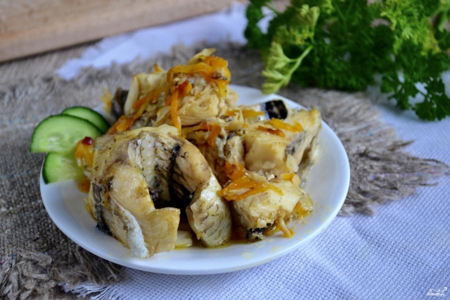 рецепт рыбы хе по-корейски из толстолобика