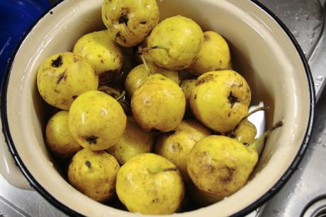 Рецепт Варенье из груш в собственном соку
