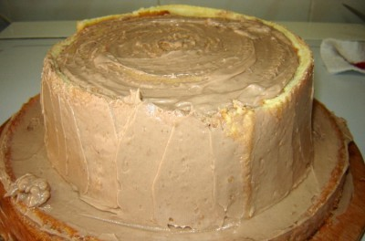 "Торт ""Интрига"" - фото шаг 5"