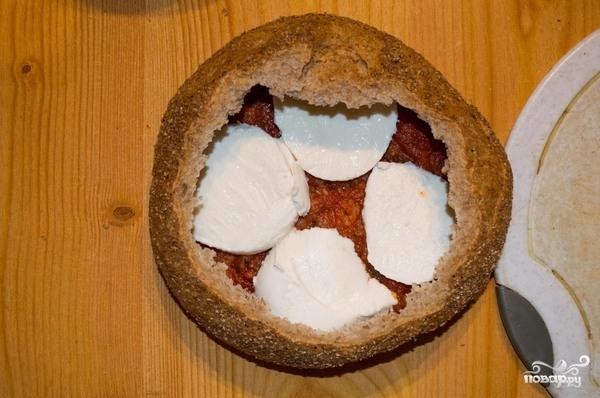 Пицца по-русски - фото шаг 2