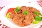 Жареное куриное филе с корочкой