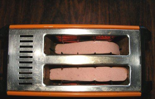 Хот-дог с горчицей - фото шаг 2