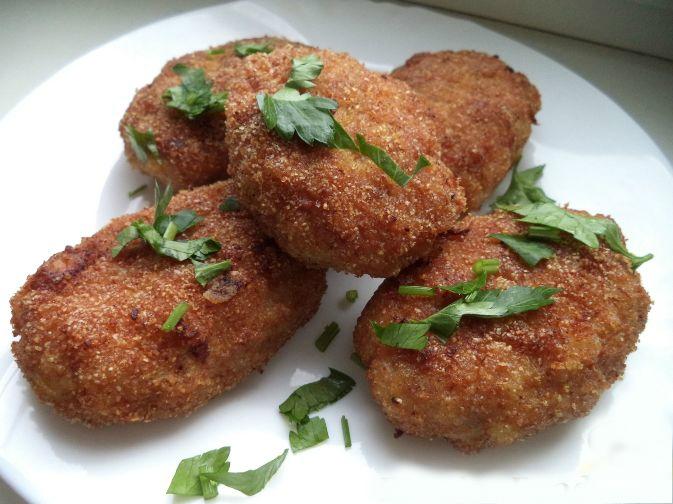 Вкусные котлеты из куриных желудков рецепты с фото