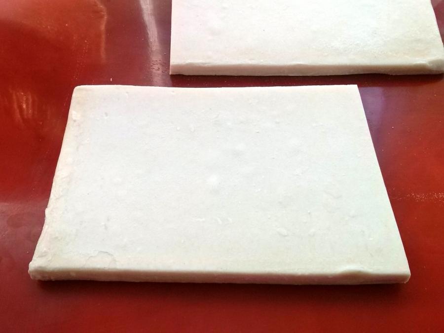 Тыква в слоеном тесте - фото шаг 1