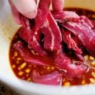Рецепт Говядина с горошком