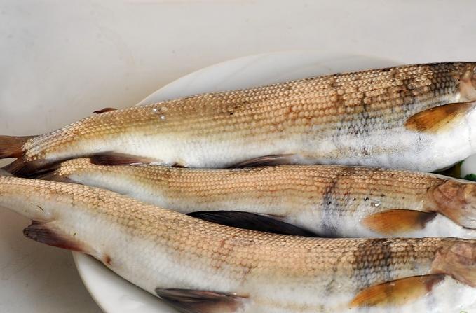 Рецепт Рыба жареная с луком