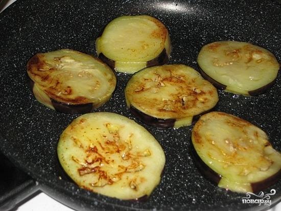 Запеканка из баклажанов с помидорами и сыром - фото шаг 2
