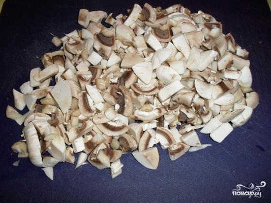 Сливочный суп с морепродуктами - фото шаг 2