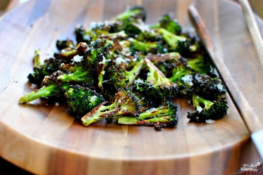 брокколи в кляре рецепты в духовке