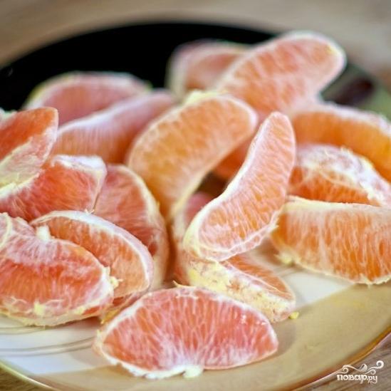 Куриные рулетики с апельсином - фото шаг 1