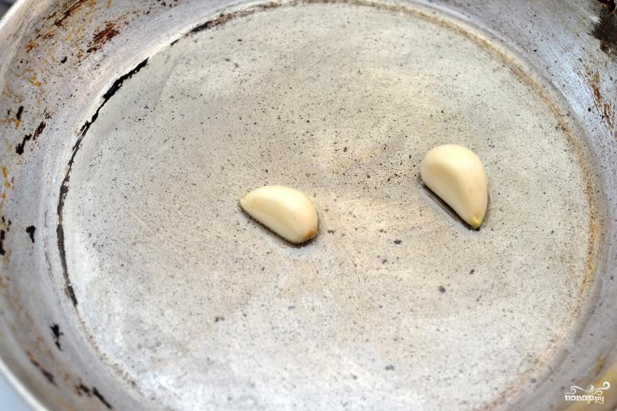 Паста с прошутто - фото шаг 2