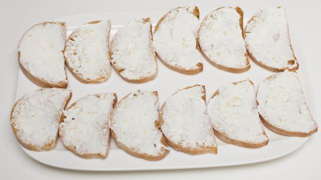 Бутерброды с грибами и перцем  - фото шаг 8