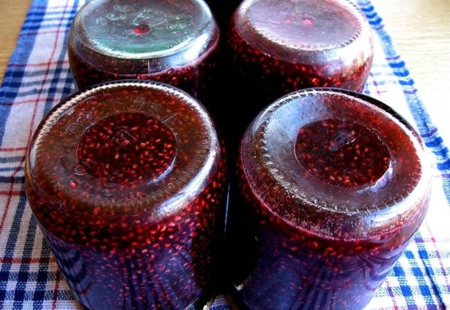 Мармелад из малины на зиму - фото шаг 6