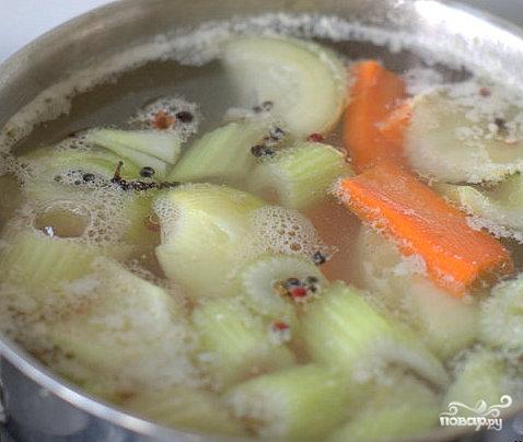 Суп со свёклой - фото шаг 3