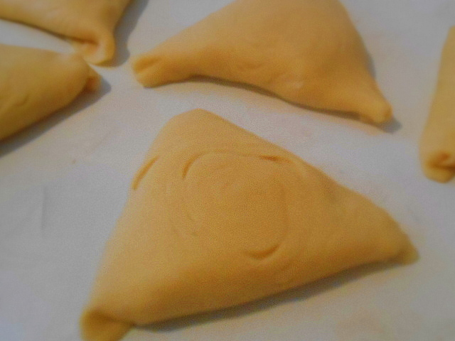 Узбекская слоеная самса - фото шаг 6