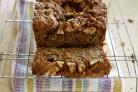 Яблочный хлеб с орехами